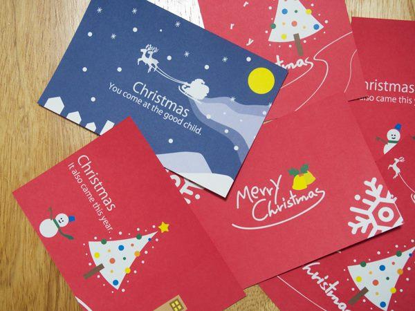 2013 クリスマスカード